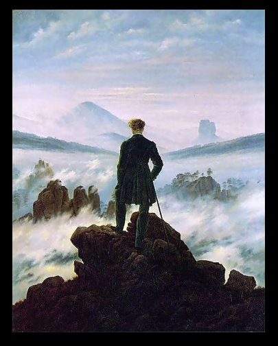 Le tableau iconique du Romantisme allemand de Caspar David Friedrich (1818)