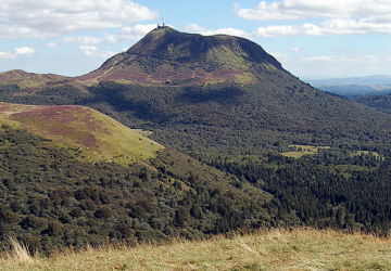 Puy de Dôme/Photo Clément Beckert
