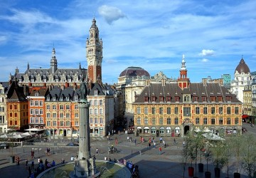 Lille - Grand Place (Photo Velvet)