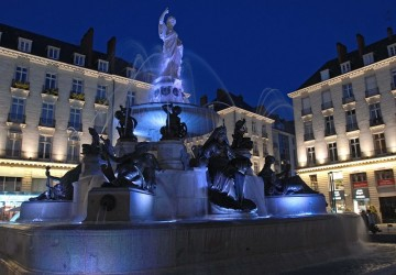 Nantes - La-place Royale  / Photo Pirmil