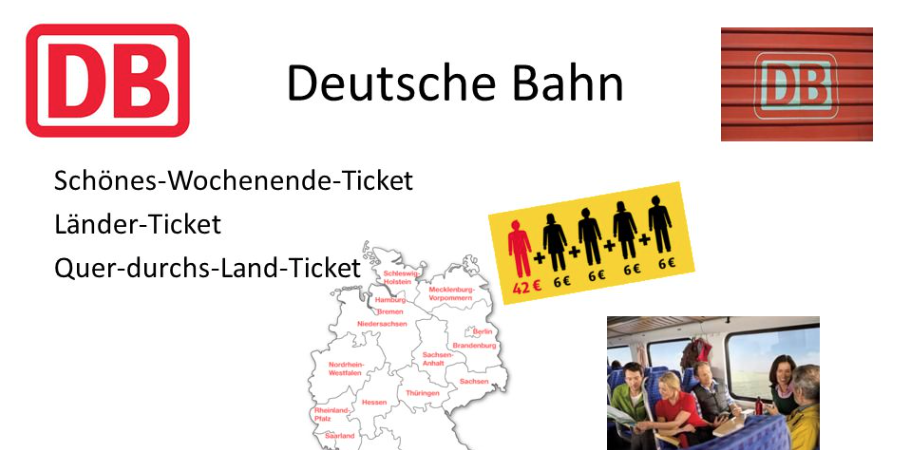 DB Ticket